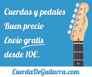 Cuerdas de Guitarra Baratas