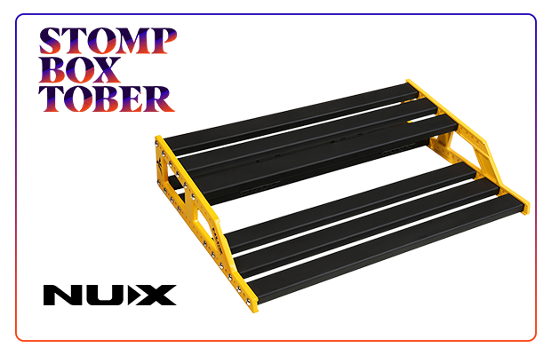 Stompboxtober-2019---NUX-Bumblebee-Pedalboard.png